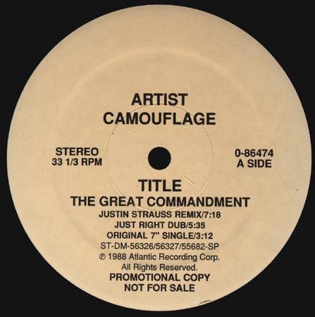 be2ed9e88167c2 Camouflage   Diskografie   Remix Details