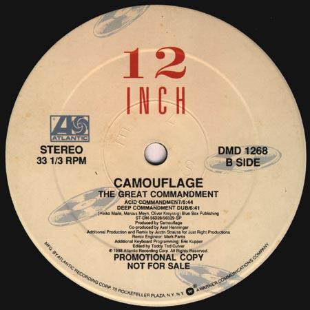 4318a80815 Camouflage   Diskografie   Remix Details