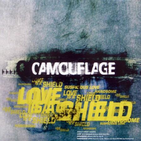 love is a shield: